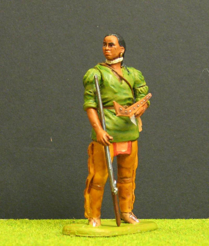 Selbstbemalte 7 cm Figuren von Dio-Horst Kreza_12