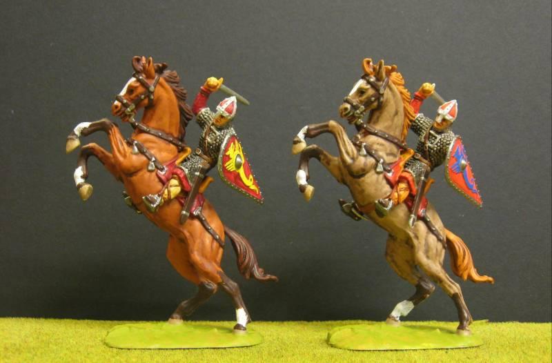 Selbstbemalte 7 cm Figuren von Dio-Horst - Seite 2 Ritter10