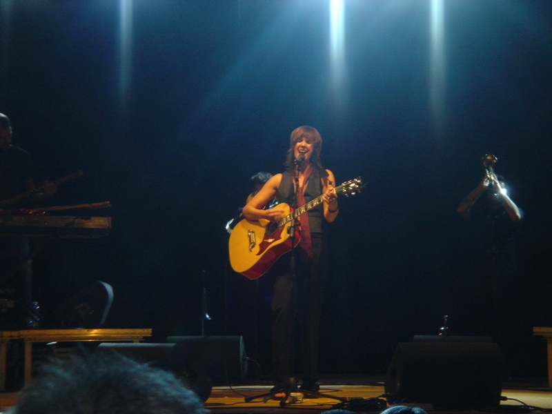 Cristina Donà : una cantautrice dalle grandi qualità. Dsc00410