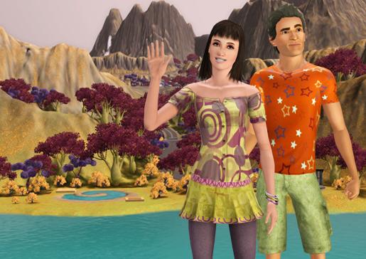 [Sims 3] Les nouveautés sur le store - Page 6 Nologo10