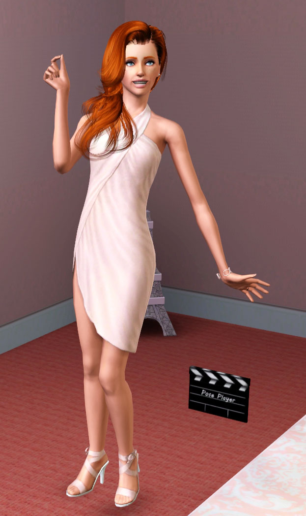 One more slot - [Sims 3] [Débutant] Pose player + One More Slot Pose_p13