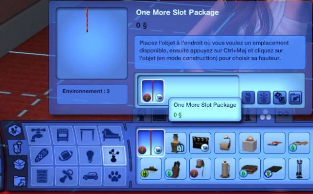 One more slot - [Sims 3] [Débutant] Pose player + One More Slot Pose_p16