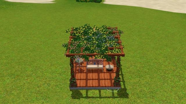 Atelier de construction de maison pour débutant (sims 3) Scree300