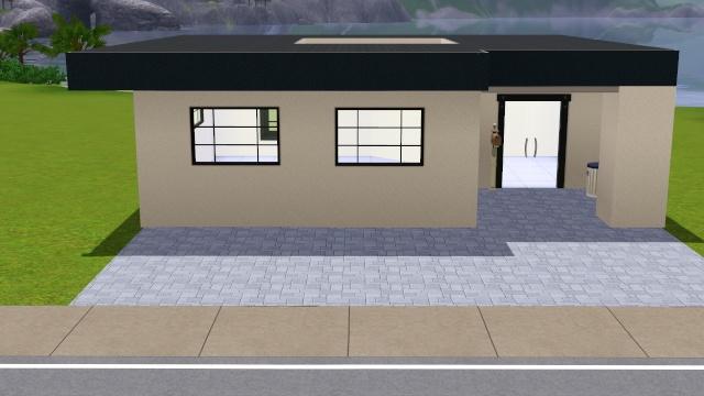 "[Apprenti] Construire un toit type ""Maison moderne"". Scree337"