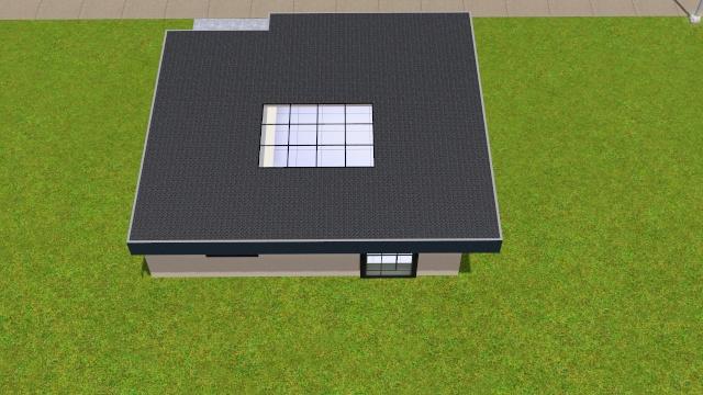 [Apprenti]Créer une ouverture dans un toit moderne. Scree339
