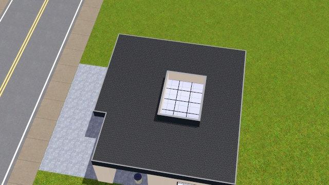 [Apprenti]Créer une ouverture dans un toit moderne. Scree340