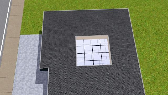 [Apprenti]Créer une ouverture dans un toit moderne. Scree341