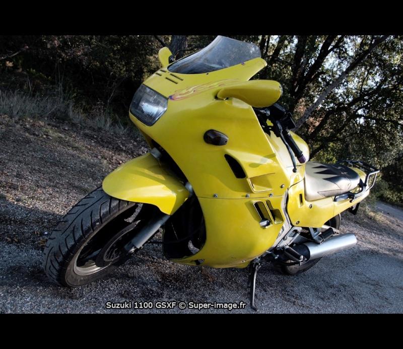 Ma Suzuki 1100 GSXF de 1989 Suzuki10
