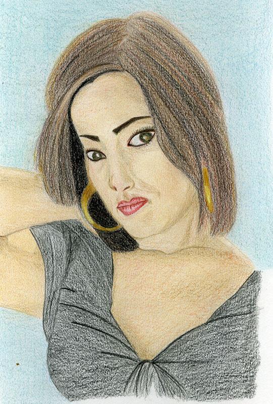 Portrait femme CC Portra14