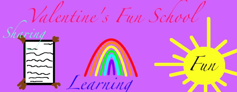 Valentine's Fun School! Banner10
