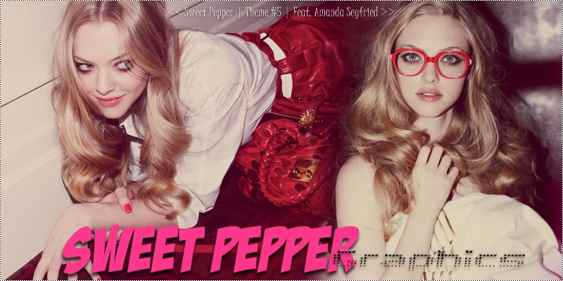 Sweet Pepper Graphics