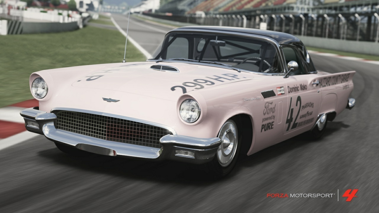 1957 Ford Thunderbird review 1957tb10