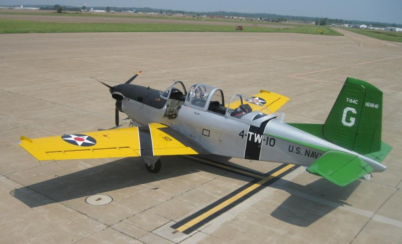 "On the Ramp Right Now:  P-51D ""Swamp Fox"" Visits KCGI  - Page 2 1_101"