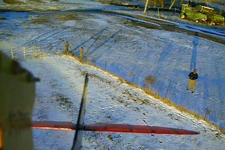 Running Engines in winter 812