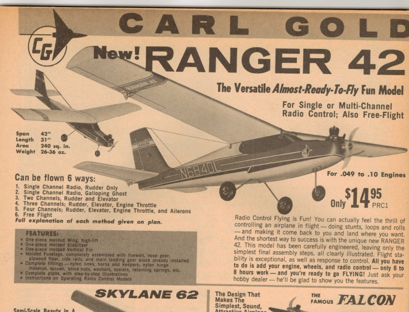 "Goldberg ""Ranger 42""...Like I NEED another project ! Ranger10"