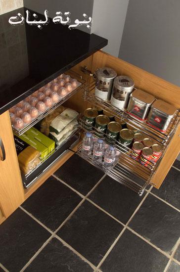 ۩۩۩۩ تعلمي فن ترتيب وتنظيم المطبخ .. بالصور۩۩۩۩ 410
