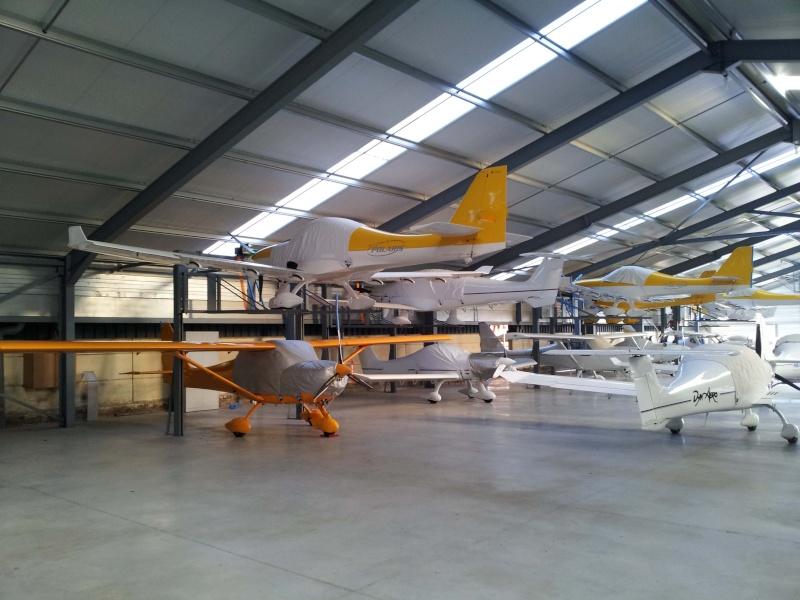 Pendre son MCR sous le toit d'un hangar Hangar10