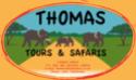 THOMAS TOURS & SAFARIS (ex Rafiki Safaris UK) di Thomas Mboya Logo_t17