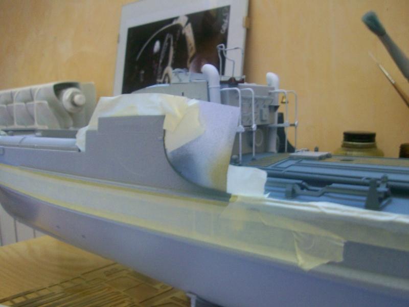Schnellboot S-100 Masche10