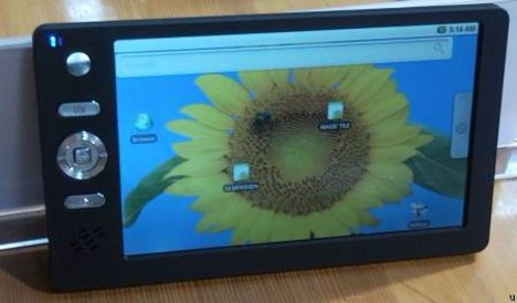 Aakash - Rs 1400 tablet from India! 35-tab10