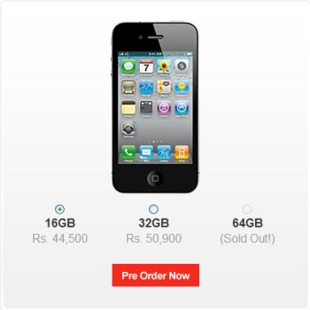 Apple iPhone 4S - The Most Expensive in India. Why? Iphone10