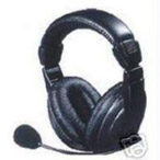 [DEAL OF THE MONTH] HB Leather Headphone With Mic L-ele210