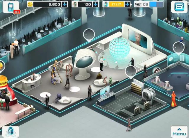 Men In Black 3 Android and iOS game now available for free! Men-in10