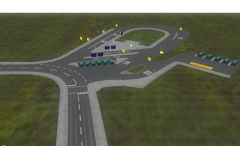 >Fiktive Map Schönau< ---Neue Bilder für die Rollbänder & Neues Video --- Zob_fe10