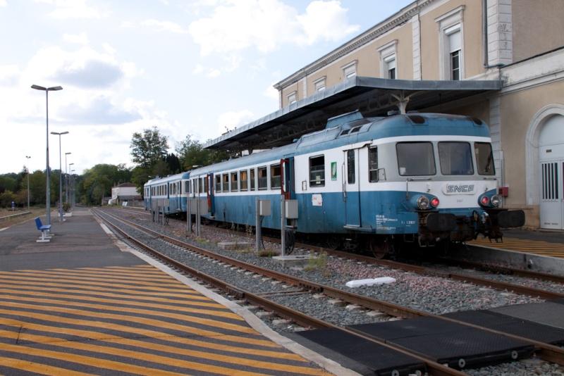 * Pk 590,1 : Gare de Sarlat (24) - Page 2 Sarlat12