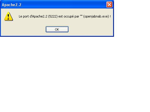 [OJN] Tutoriel d'installation sur Windows / EasyPHP - Page 7 Confli12