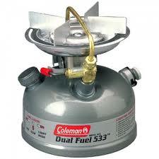 [vds] Réchaud Coleman 533 dual fuel neuf 70€ FDPI Colema18