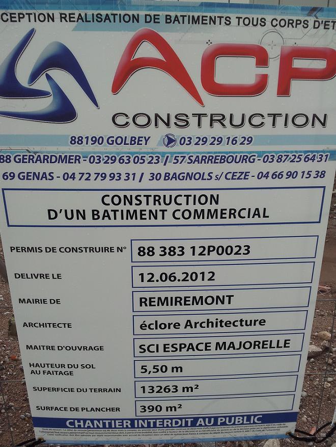 Eco Quartier de la Madeleine à Remiremont - Page 3 411