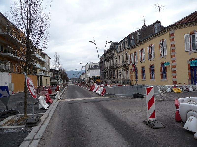 Travaux du Boulevard Thiers Remiremont Forum_31