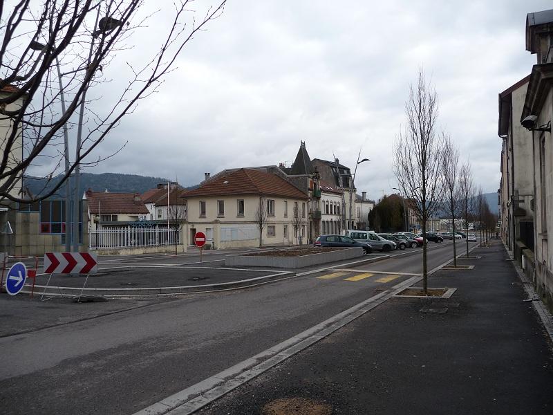 Travaux du Boulevard Thiers Remiremont Forum_33