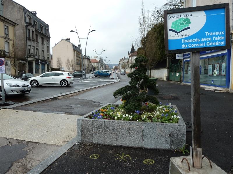 Travaux du Boulevard Thiers Remiremont P1000011