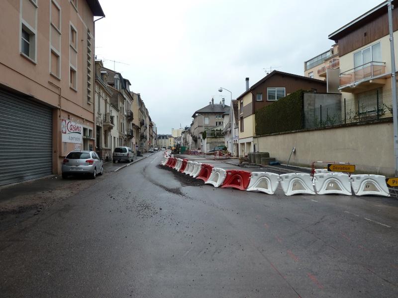 Travaux du Boulevard Thiers Remiremont P1000018