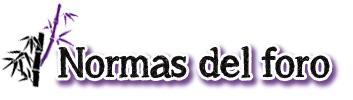 Importante!! Normas del foro! Normas11