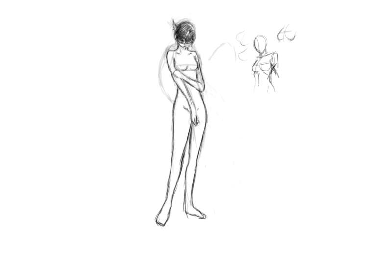 Jo's sketchdump Miss_a11