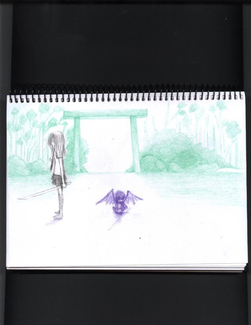 Jo's sketchdump Sketch10