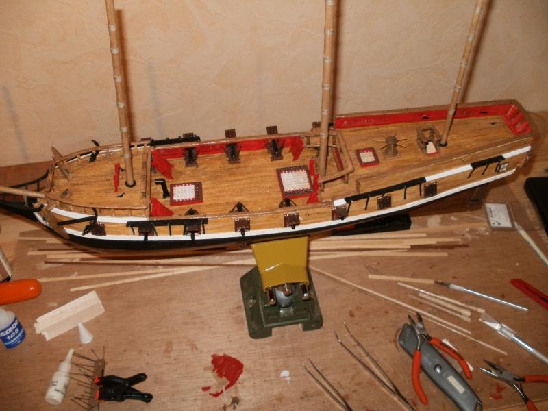3-mâts barque Belem (Soclaine 1/75°) de yoda83 - Page 2 P9080011