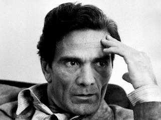 """Pier Paolo Pasolini da """"Affabulazione""""- voce diVittorio Gassman Pasoli10"""