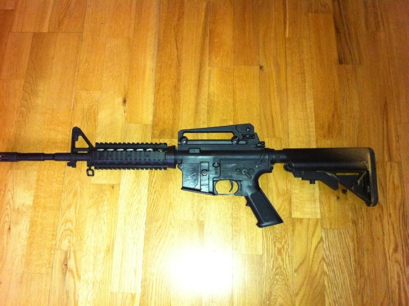 VENDO M4A1 G&G UPGRADEADA Img_3219