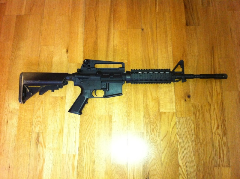 VENDO M4A1 G&G UPGRADEADA Img_3220