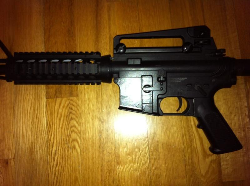VENDO M4A1 G&G UPGRADEADA Img_3225