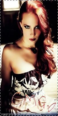 Simone Simons Hotcal10