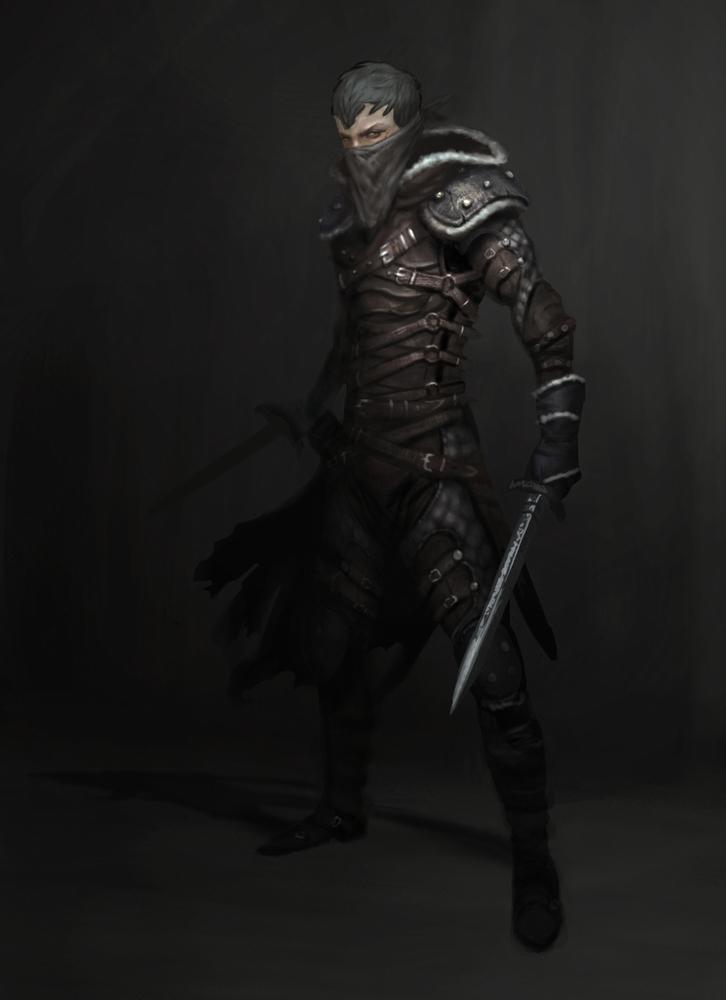 Furane Hölle, Inquisiteur Assass10