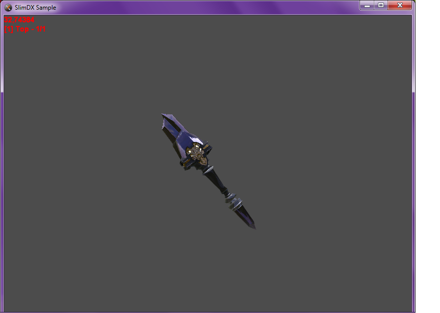 -------Spoilers----- GC WEAPONS (DATs)  Ulda_w10