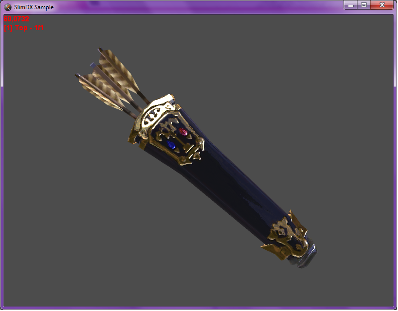 -------Spoilers----- GC WEAPONS (DATs)  Uldha_14