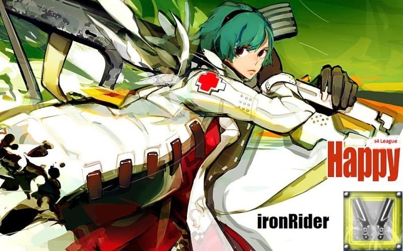 ironRider