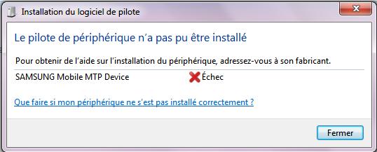 [AIDE] Problème pour se connecter en USB. Usb10